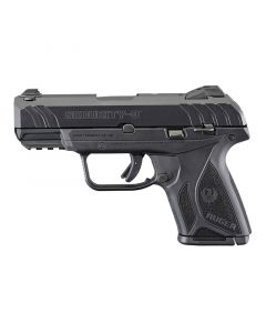 """Ruger Security-9 Compact 9mm Semi Auto Pistol 3.42"""" Barrel 10 Rounds Polymer Frame Black"""